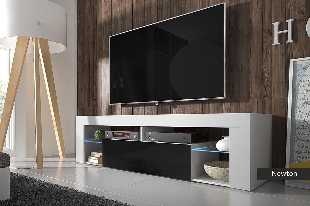 Mobile moderno per televisore newton porta tv design - Mobile tv moderno ...