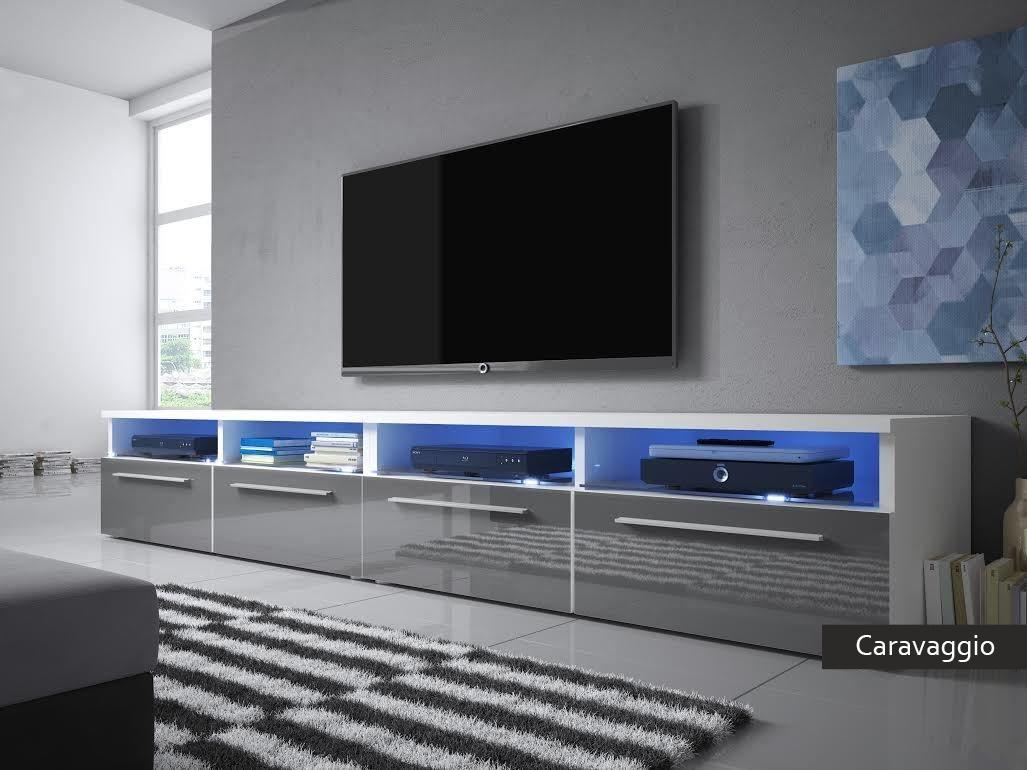 Mobile per televisore Caravaggio, porta tv per soggiorno ...