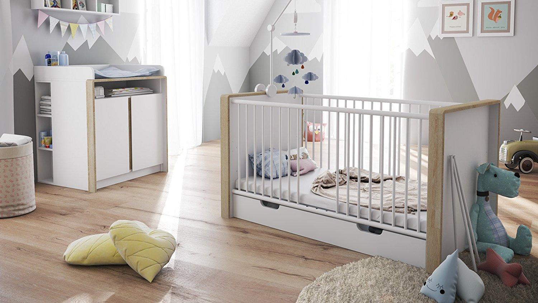 Fasciatoio baby bianco mobile cameretta per bambini in 7 for Mobile per bambini