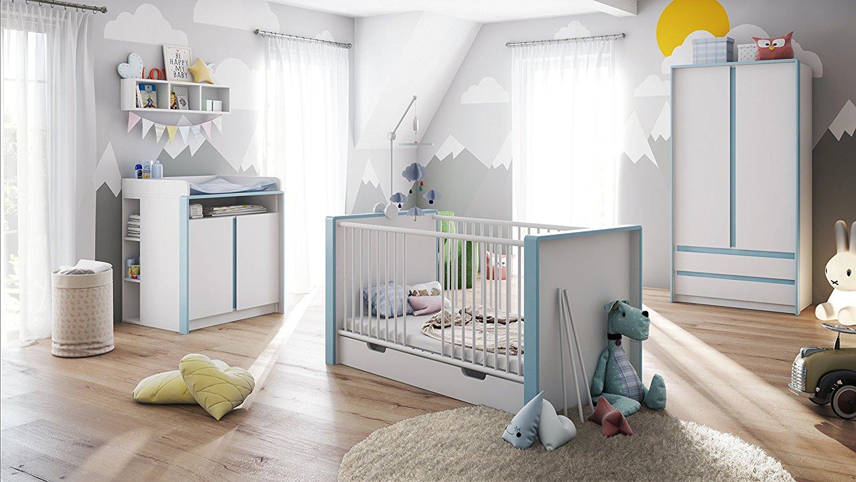 Armadio baby mobile cameretta bimbi in 7 colori guardaroba for Mobile per cameretta