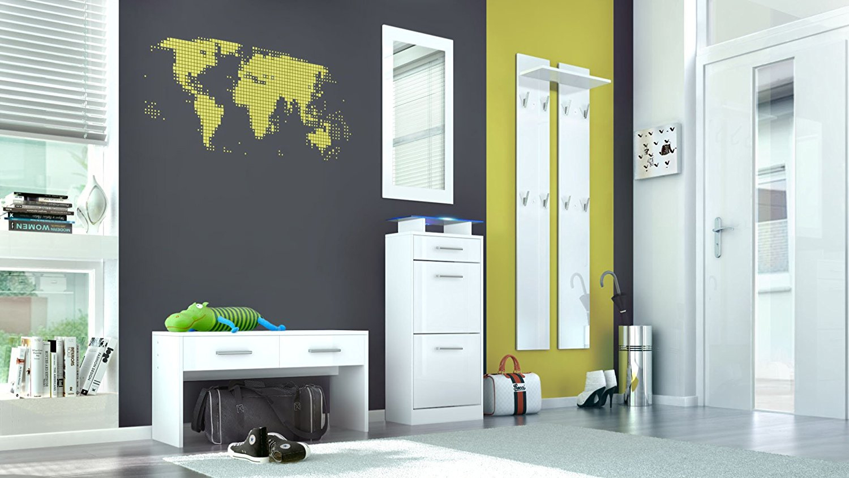 Ingresso moderno sincro s2 mobili per entrata corridoio for Ingresso casa moderno