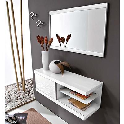 Mobile danubio ingresso moderno in vari colori da appendere for Colori mobili moderni
