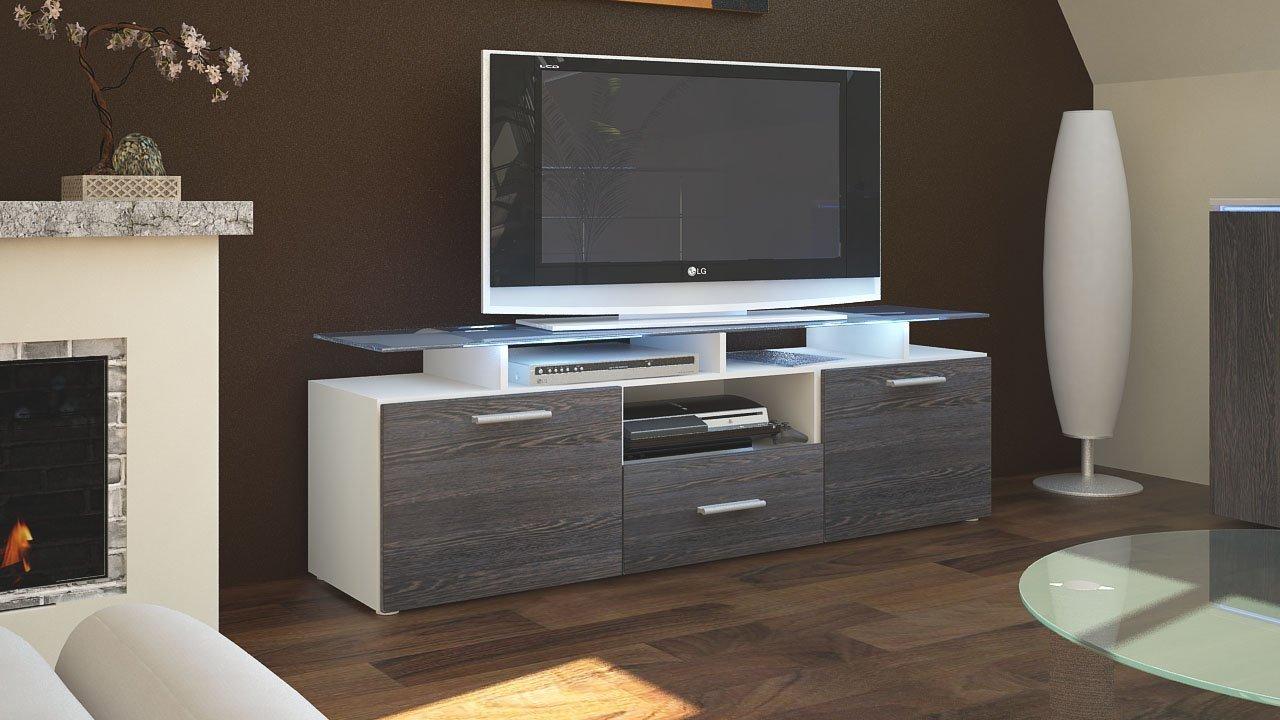 Porta tv design milano mobile soggiorno moderno in 13 colori - Carrello porta tv meliconi ...