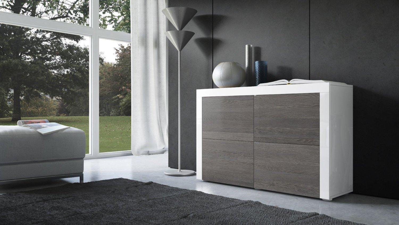 Credenza Moderna Wengè : Credenza cassettiera moderna napoli comò in due modelli design