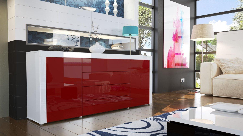 Credenza Moderna Bianca Design : Napol credenza moderna legno a cesano maderno kijiji