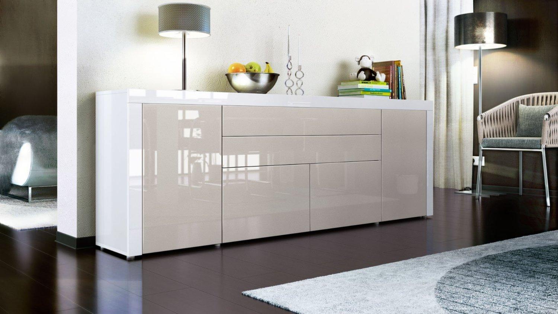 Credenza Moderna Prezzi : Credenza moderna napoli mobile soggiorno design molto grande