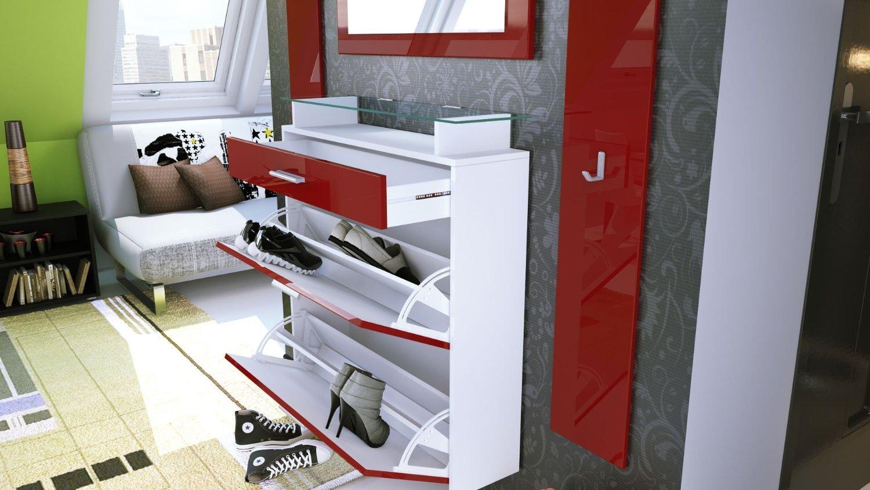 Credenza Sospesa Per Ingresso : Entrata moderna michela mobile per ingresso design in 13 colori