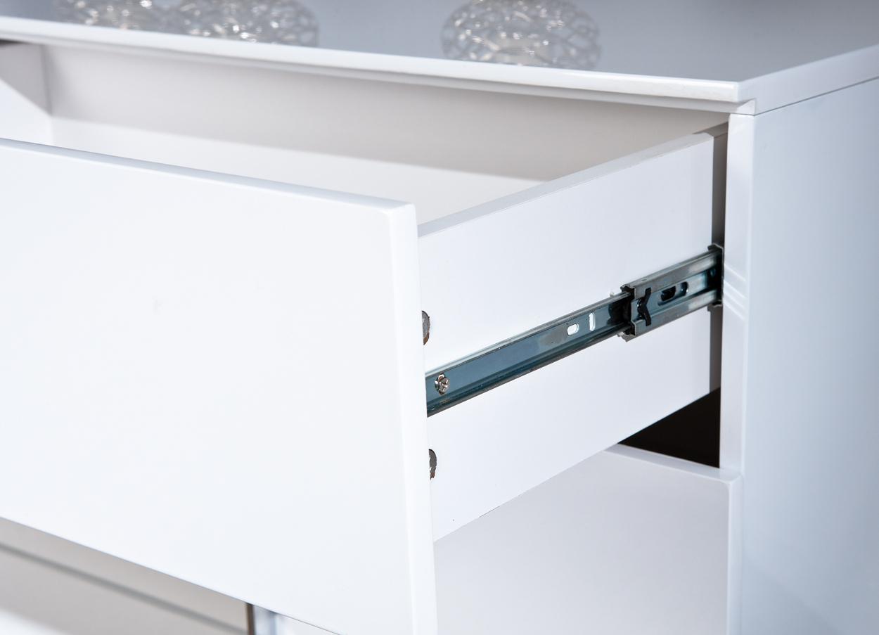 Credenza Moderna Cm 160 : Madia moderna jole credenza bianca mobile soggiorno design