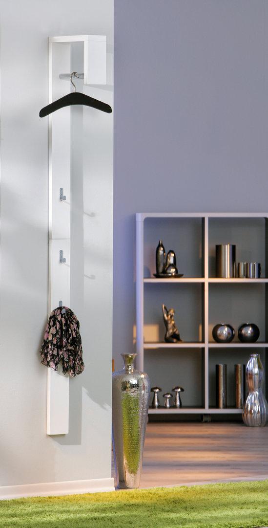 Appendiabiti Di Design Moderno.Appendiabiti Moderno Bianco O Nero Hello Guardaroba Design