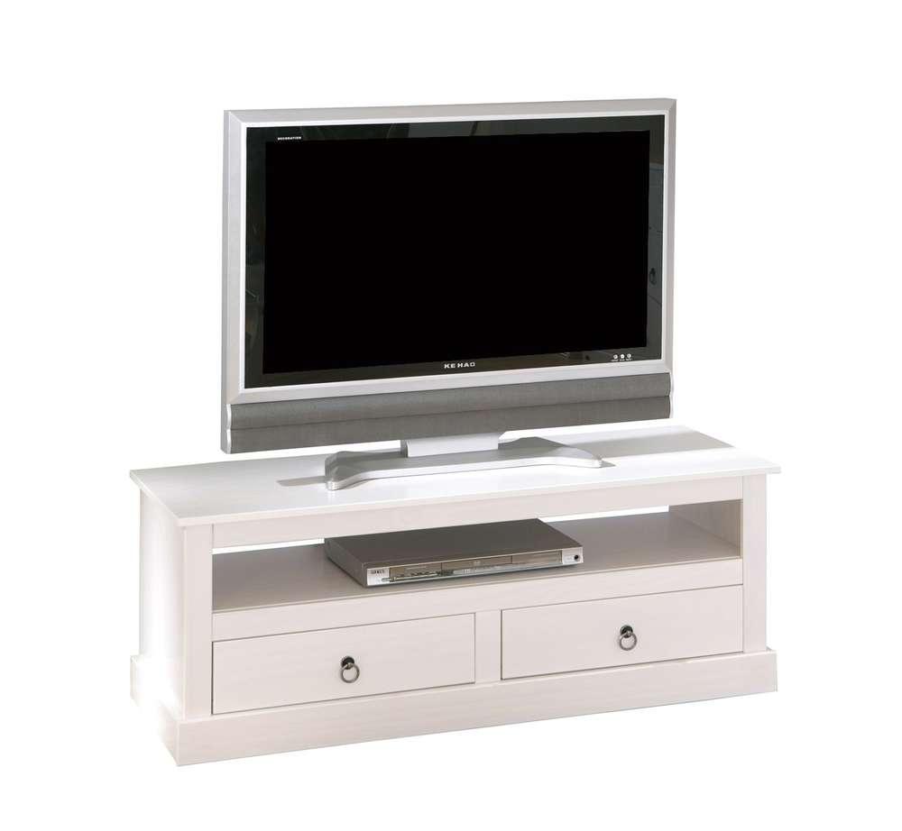 Porta Tv Moderno Auro Mobile Tv Bianco Stile Vintage Romantico