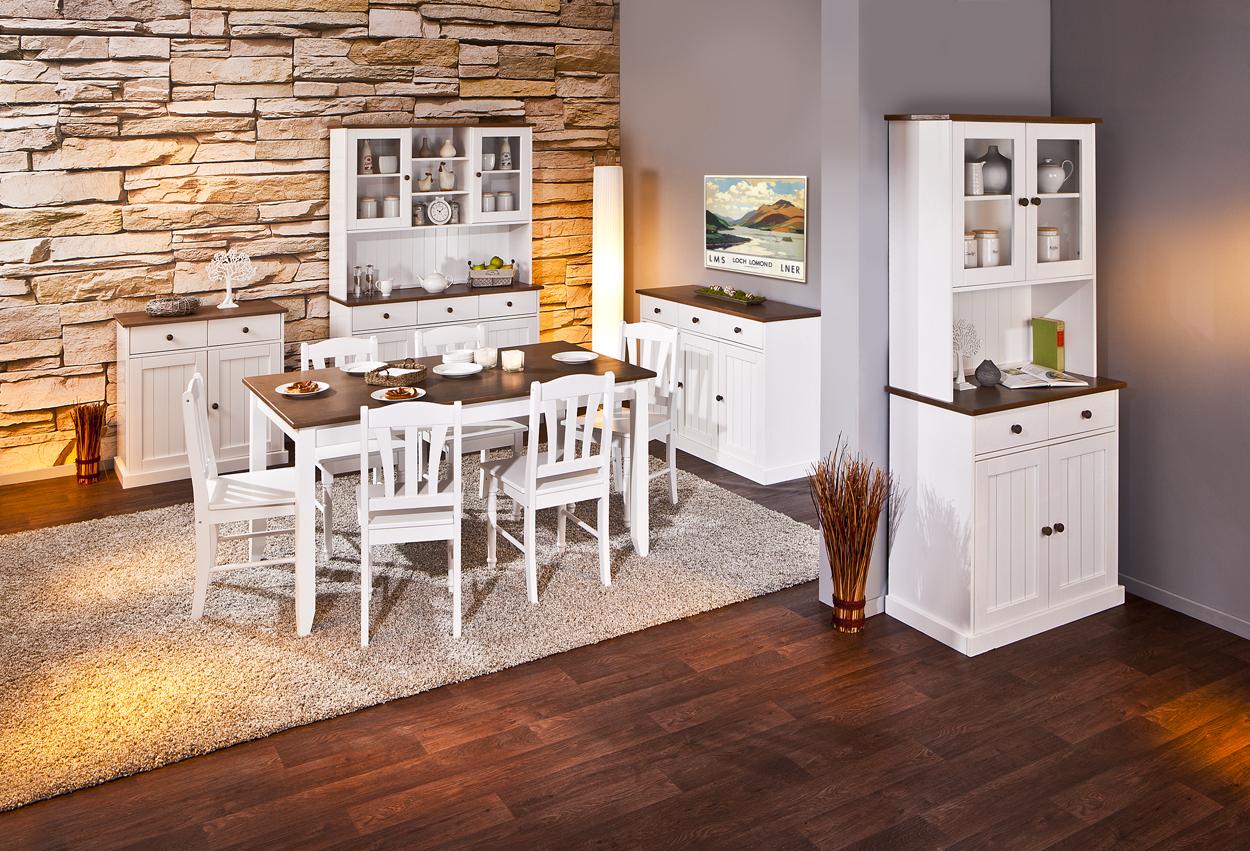 Credenza Moderna Marrone : Credenza moderna linda mobile soggiorno sala ingresso in legno