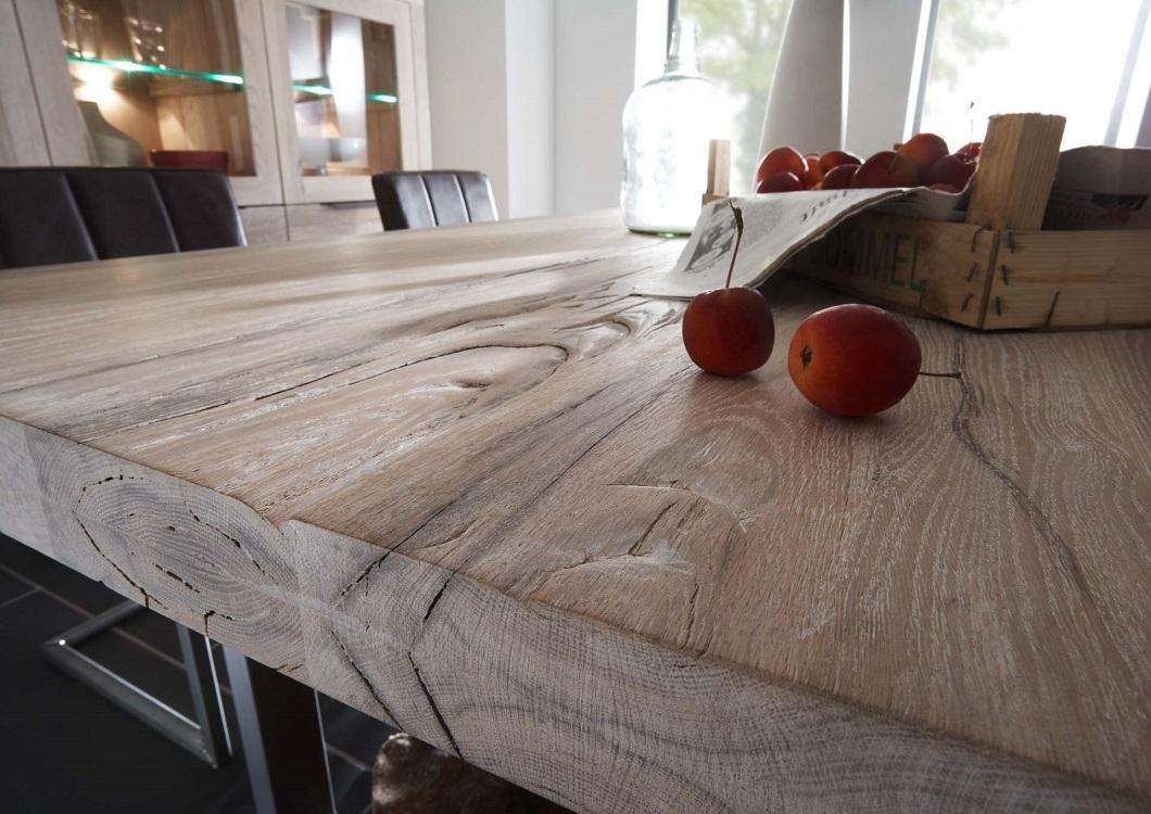 Porta tv in legno massiccio Master, mobile soggiorno moderno