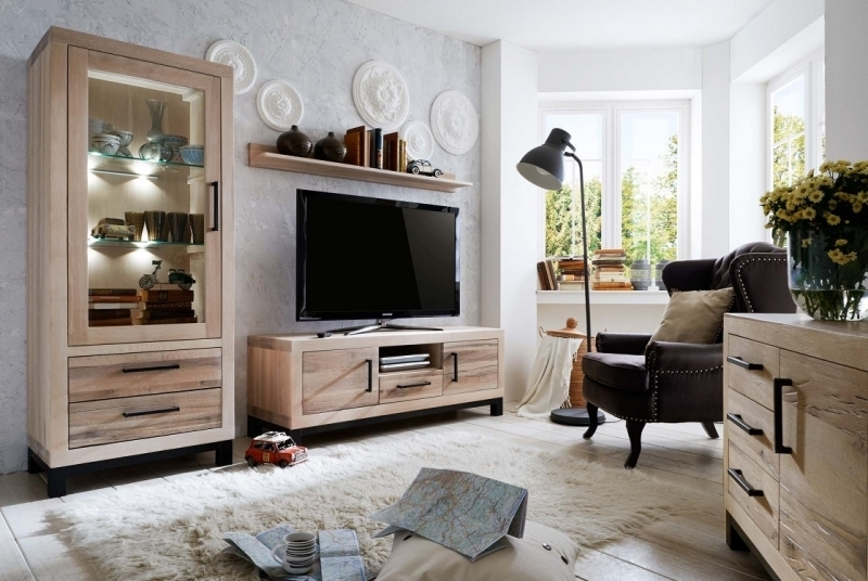 Life porta tv in legno massiccio mobile per tv moderno for Mobile wohnzimmer