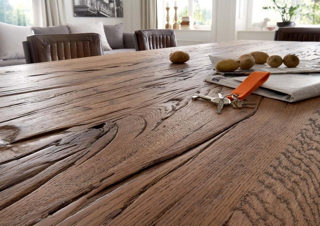 Comò massiccio Life, mobile soggiorno, sala, moderno in legno