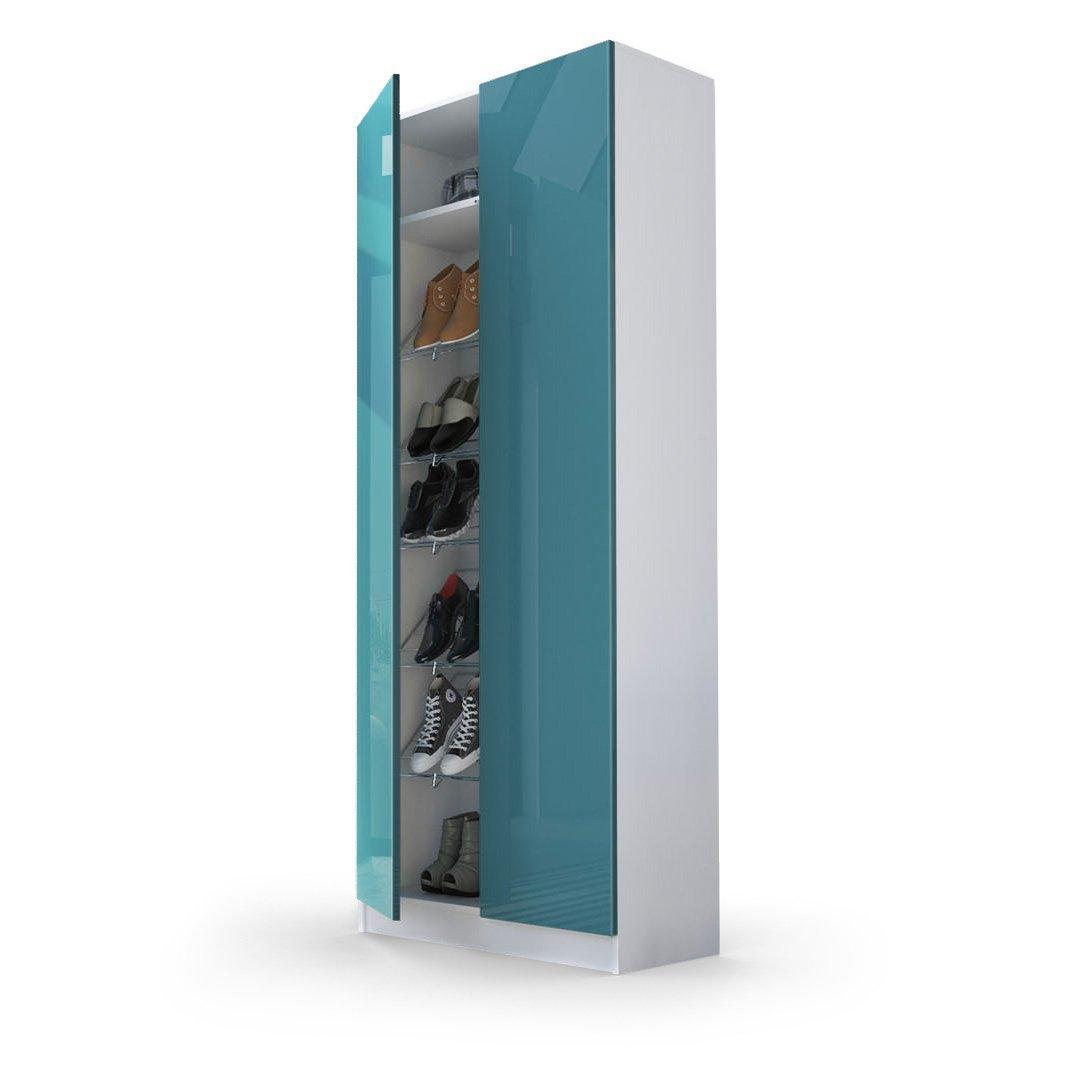 Scarpiera moderna tosca mobile entrata armadio ingresso for Scarpiera design ingresso
