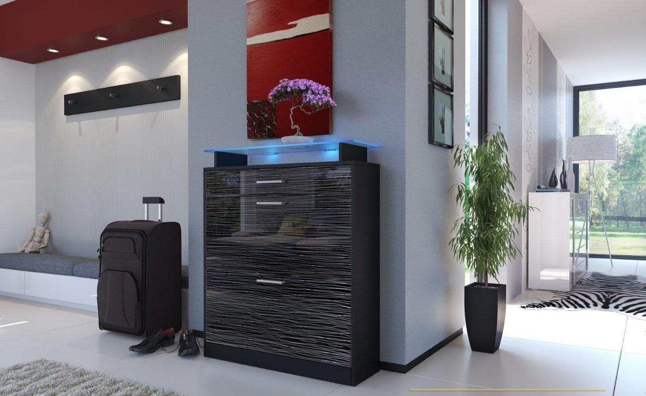 Scarpiera brina s mobile per ingresso moderno nuovi colori - Mobili moderni per ingresso ...