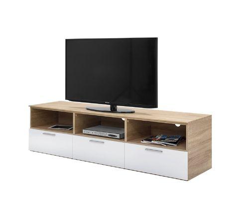 Porta tv Morrison 33, capiente ed elegante,mobile soggiorno