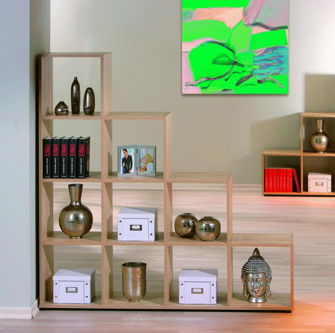 Libreria moderna Nina 86,divisorio cameretta,ufficio,soggiorno