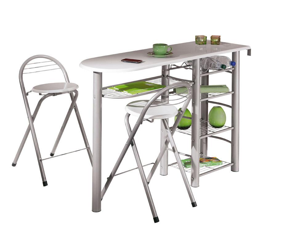Tavolo da colazione compact 43 tavolo da pranzo con due sedie - Tavolo piu sedie per cucina ...