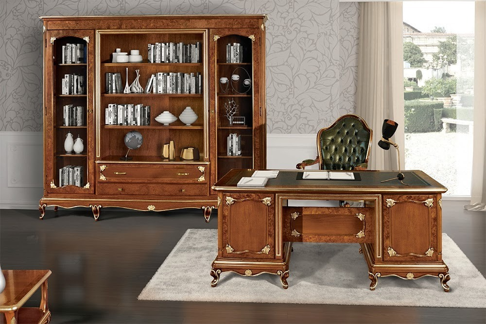 Libreria art dec dimensioni lhp cm 250 227 45 librerie mobili - Deco mobili store ...