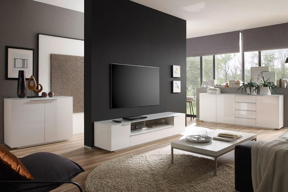 Comò, credenza, mobile moderno collezione Gea,per soggiorno