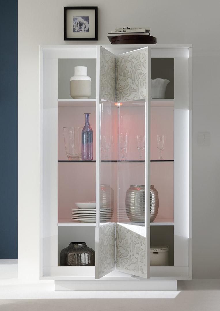 Vetrine Soggiorno : Vetrina moderna dolce mobile soggiorno sala con led credenza