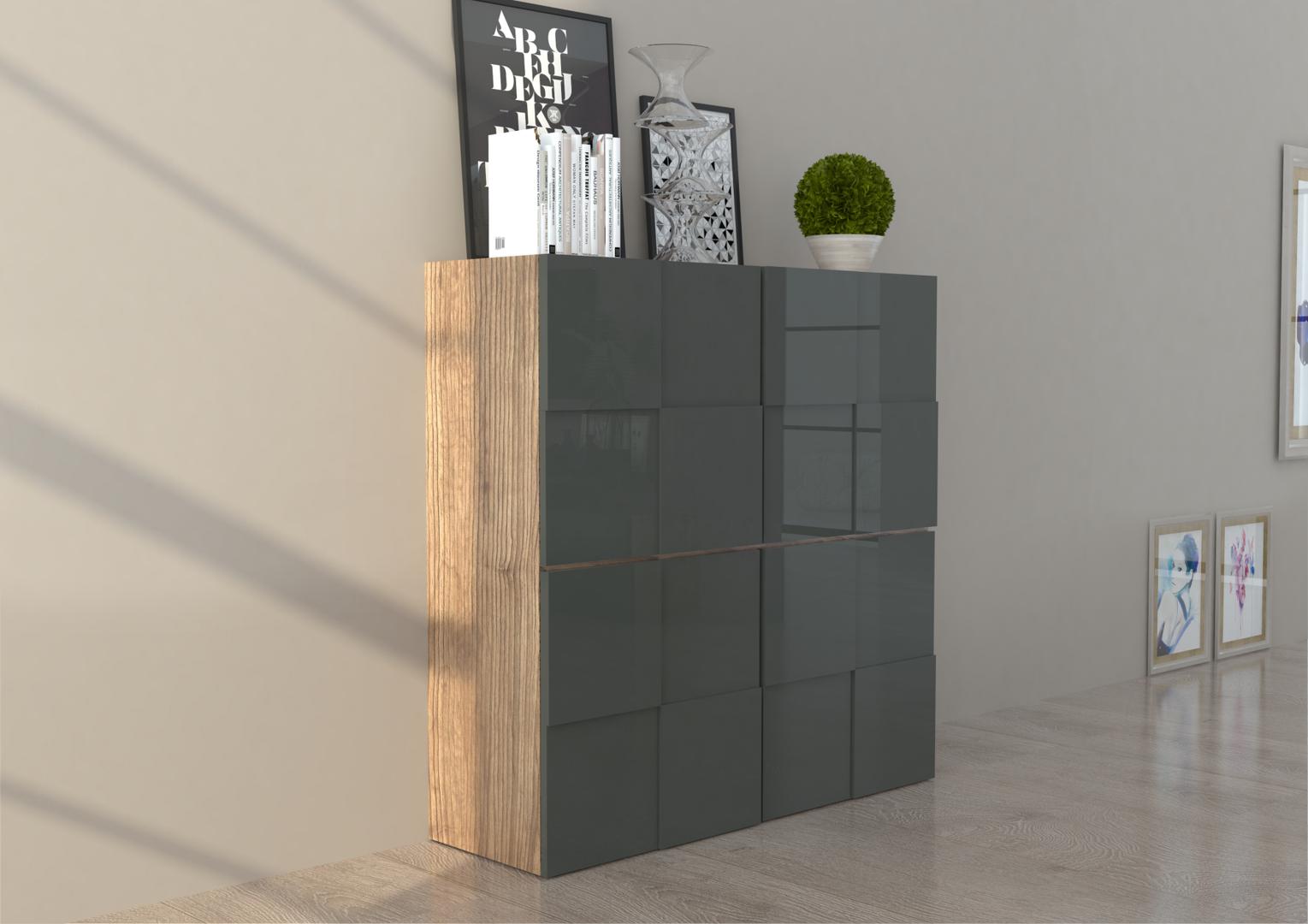 Credenza Moderna Sala : Credenza moderna canada mobile soggiorno sala da pranzo