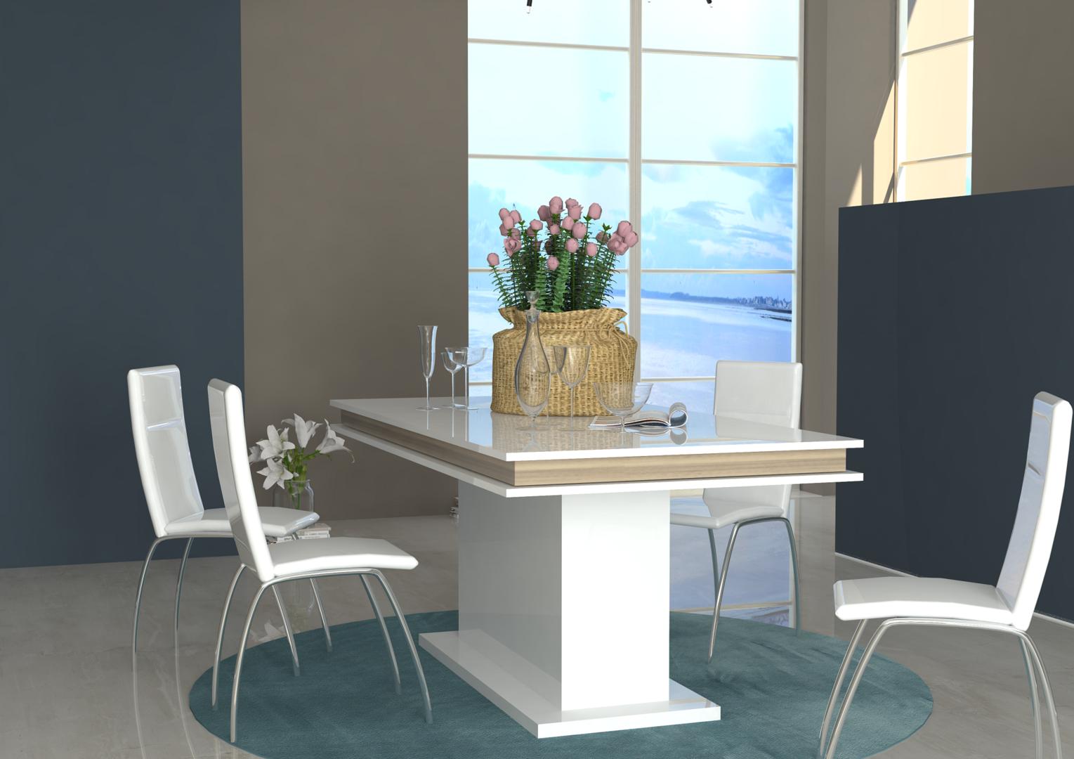 Tavolo collezione Grecia, per cucina,sala da pranzo,soggiorno