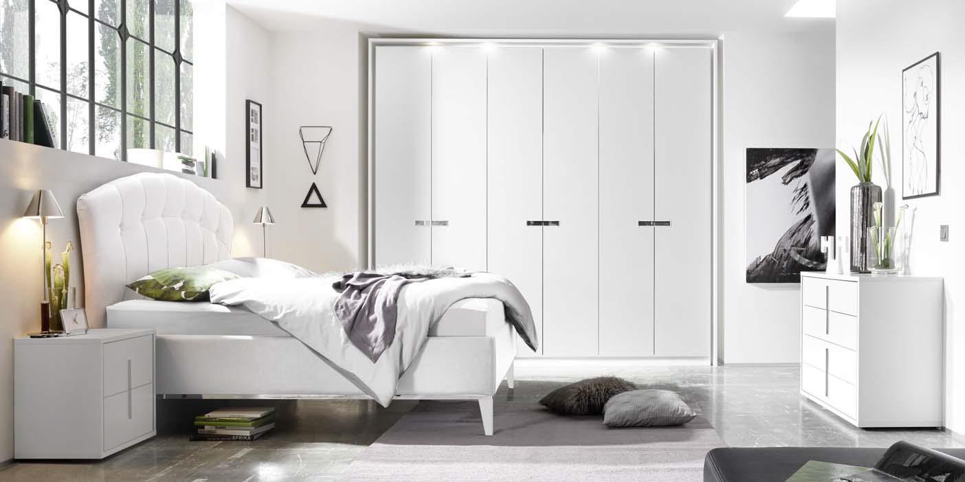 Letto a due piazze luce letto matrimoniale per camera moderna for Camera matrimoniale design