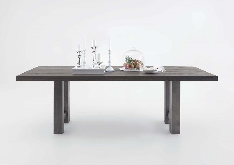 Tavolo in legno massiccio brennero per cucina soggiorno sala - Tavolo in cucina ...