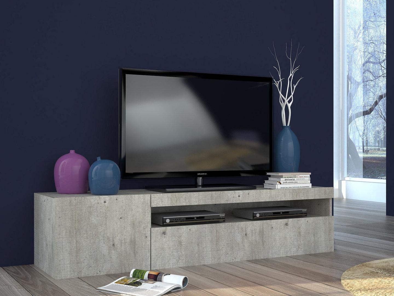 Porta tv particolare e di effetto Mojito C, mobile per ...