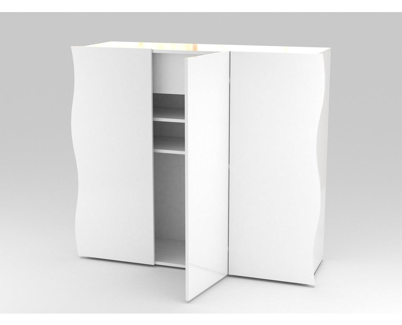 Entrata moderna goccia xl mobili per ingresso - Mobili ingresso con specchio ...