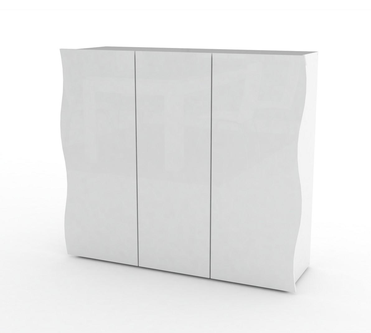 Specchio moderno per ingresso mobili da ingresso moderni - Mobili disimpegno ikea ...