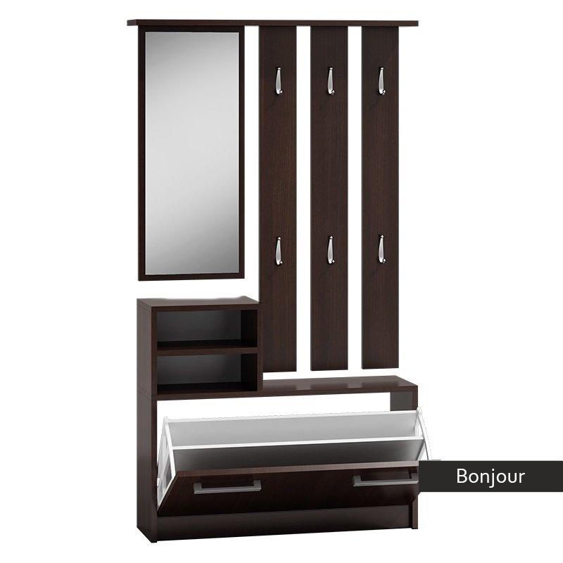 Entrata moderna bonjour mobile ingresso corridoio - Colori a specchio ...