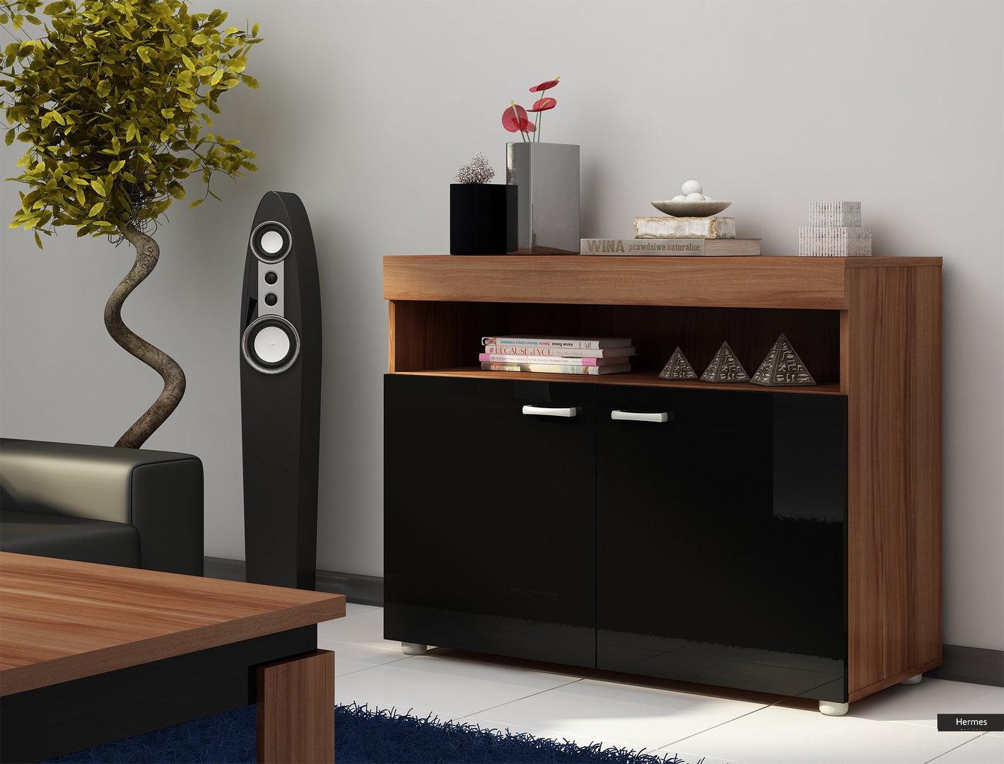 Com moderno hermes mobile soggiorno camera ingresso for Mdf mobili soggiorno