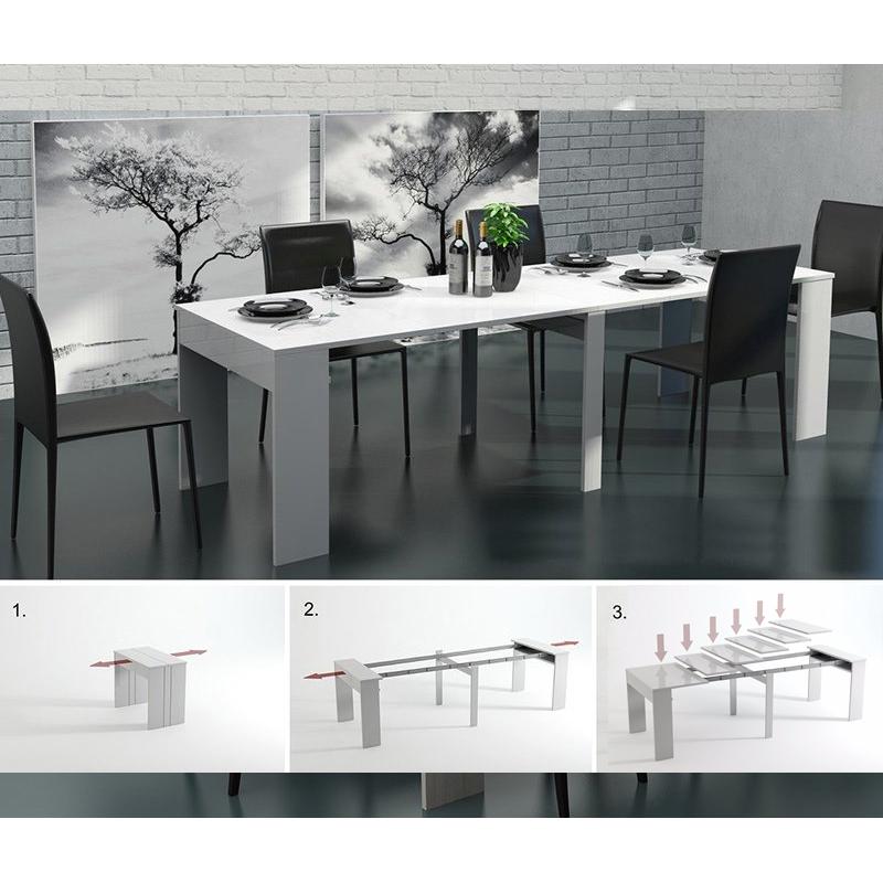 Tavolo da pranzo Marcello, cucina, sala,allungabile,restringibile
