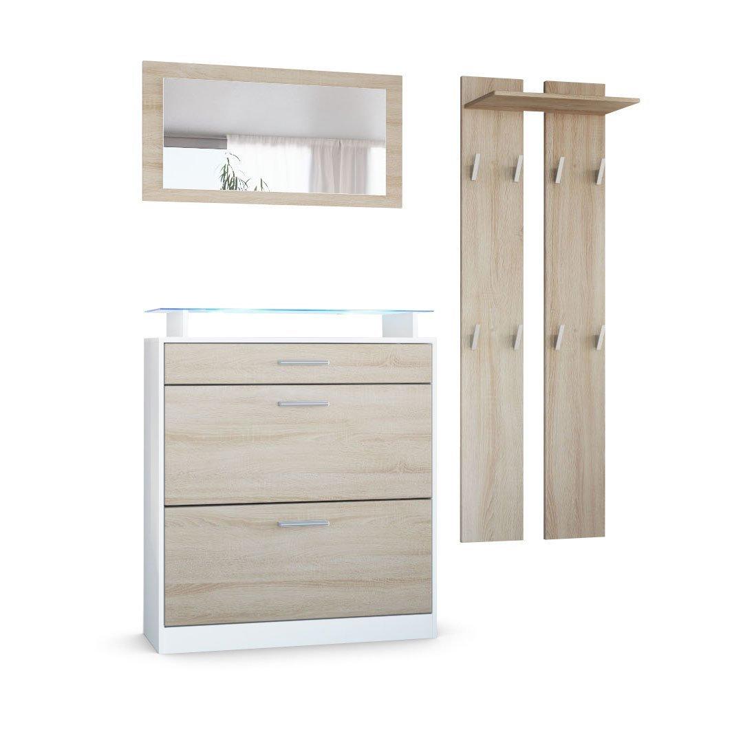 Entrata alice mobili ingresso disimpegno scarpiera specchio for Mobili di design d occasione